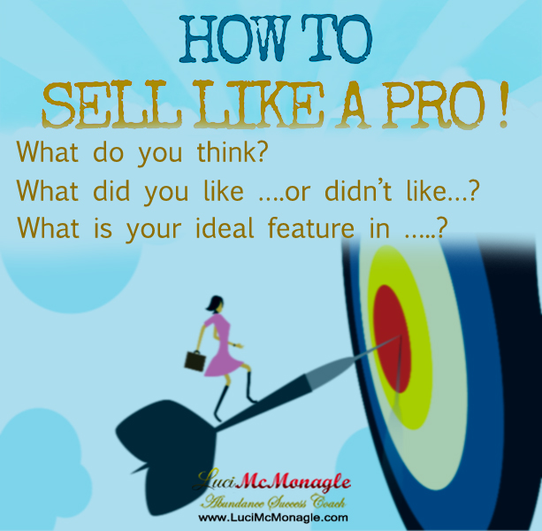 How to Sell Like a Pro