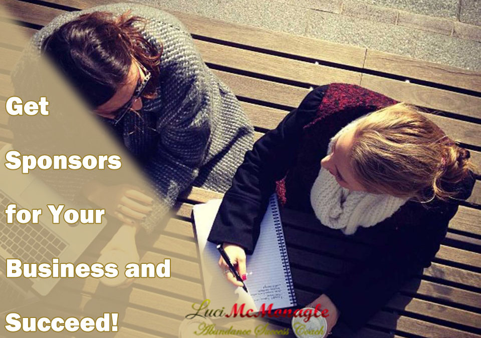 Get Sponsors for Your Business and Succeed!