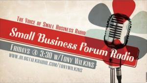 Small Business Forum Radio